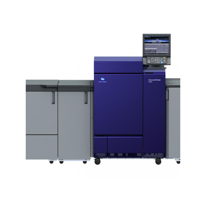 AccurioPress C6100 C6085